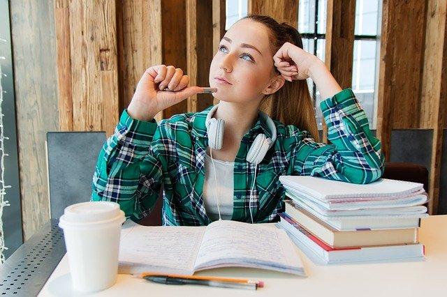 女性 勉強